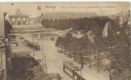 Brussel - Bruxelles - Porte De Tervueren Et Arcade Monumentale Du Cinquantenaire - 1931 - Monuments, édifices