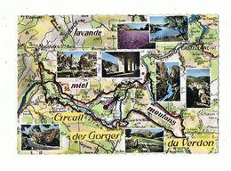 04 - GORGES Du VERDON - 659 - Autres Communes