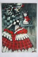 "CHESS LOVER By Aristova Svetlana  - Printed In Ukraine (""Decard"" Edition), 2014 - Ajedrez"