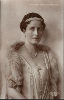 ! Alte Ansichtskarte, Adel, Royalty, Prinzessin Oskar Von Preussen , Diadem, Aufnahme Niederastroth  Potsdam - Familles Royales