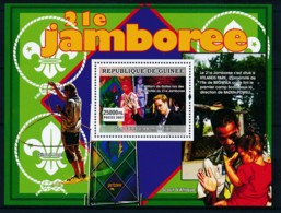 NB - [402095]TB//**/Mnh-Guinée 2007 - 21 ème Jamboree Mondial, Scoutisme - Scoutisme