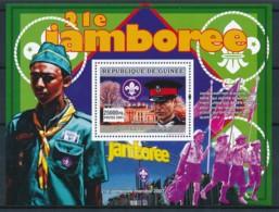 NB - [402096]TB//**/Mnh-Guinée 2007 - 21 ème Jamboree Mondial, Scoutisme - Scoutisme