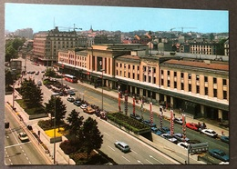 Genève Gare Cornavin/ Oldtimer Autos - GE Genève