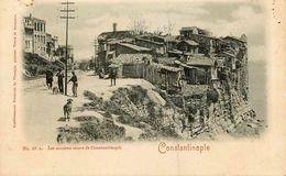 Constantinople * Les Anciens Murs De Constantinople * Turquie Turkey - Türkei
