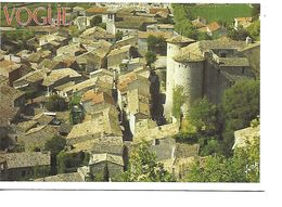 07 GORGES DE L'ARDECHE Cpm Au Pied De L'Ardèche, Le Vieux Village De VOGUE - Altri Comuni