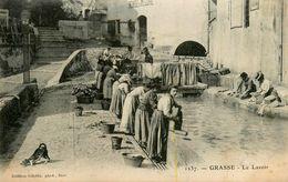 Grasse * Le Lavoir * Laveuses Lavandières Blanchisseuses - Grasse