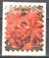 Croatia - Gastronomy - Octopus - MNH - Non Classés