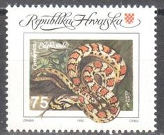 Croatia - Snake - MNH - Non Classés