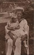 ! Alte Ansichtskarte, Adel, Royalty, Prinz Wilhelm Von Preußen, Prinzessin Alexandrine, Phot. F. Arndt Danzig Langfuhr - Familles Royales