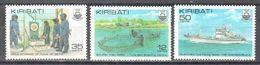 Kiribati - Aquaculture - Tuna - MNH - Non Classés