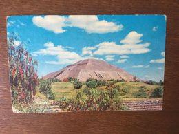 MEXIQUE PYRAMIDES DE SAN JUAN - Messico
