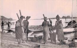 A.O.F. - MALI / PREPARATION DU REPAS AU BORD DU NIGER - Senegal