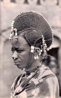 NIGER / COIFFURE DE FEMME PEULE - Niger
