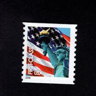 1037187769 SCOTT 3967 POSTFRIS MINT NEVER HINGED EINWANDFREI - FLAG AND STATUE OF LIBERTY - Etats-Unis