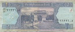 Afghanistan : 2 Afghanis - Afghanistan