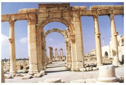 (B 30) Syria - Palmyra - Syria