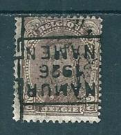 3663 Voorafstempeling Op Nr 136 - NAMUR 1926 NAMEN - Positie D (zie Opm) - Préoblitérés