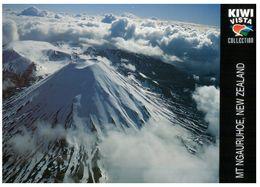 (B 30) New Zealand - Mt Ngauruhoe - Nuova Zelanda