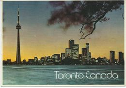 Canada > Ontario > Toronto 1984 Via AirMail In Yugoslavia - Toronto