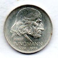 CZECHOSLOVAKIA, 50 Korun, Silver, Year 1973, KM #79 - Tchécoslovaquie