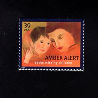 1037189626 SCOTT 4031 POSTFRIS MINT NEVER HINGED EINWANDFREI - AMBER ALERT - Etats-Unis