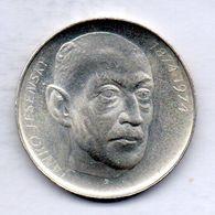 CZECHOSLOVAKIA, 50 Korun, Silver, Year 1974, KM #81 - Tchécoslovaquie