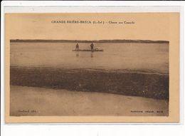 GRANDE BRIÈRE-BRÉCA : Chasse Aux Canards - état - France