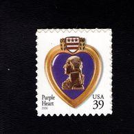 1037189851 SCOTT 4032 POSTFRIS MINT NEVER HINGED EINWANDFREI - PURPLE HEART - Etats-Unis