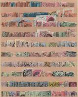 EUROPE: GRANDE-BRETAGNE. Obl. Coll. 1300tp Du N°3 à L'an1989, B.variété De Planches, à étudier  B Lot, B/TB - Timbres