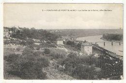 77 - FONTAINE-LE-PORT - La Vallée De La Seine, Côte Barbeau - Kobichon 3 - Altri Comuni