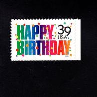1037190322 SCOTT 4079 POSTFRIS MINT NEVER HINGED EINWANDFREI - HAPPY BIRTHDAY - Etats-Unis