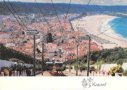 Nazaré - Le Funiculaire - Portugal