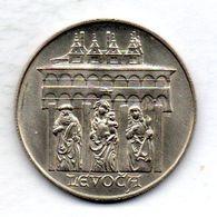 CZECHOSLOVAKIA, 50 Korun, Silver, Year 1986, KM #122 - Tchécoslovaquie