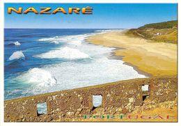 Nazaré - Plage Côté Nord - Portugal