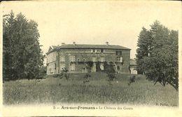 029 270 - CPA - France (01) Ain - Ars-sur-Formans - Le Château Des Garets - Ars-sur-Formans