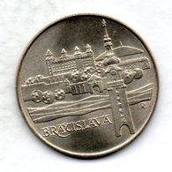 CZECHOSLOVAKIA, 50 Korun, Silver, Year 1986, KM #125 - Tchécoslovaquie