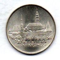 CZECHOSLOVAKIA, 50 Korun, Silver, Year 1986, KM #126 - Tchécoslovaquie