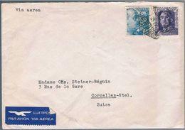 España, 1955, For Suiza - 1931-Oggi: 2. Rep. - ... Juan Carlos I