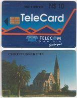 307/ Namibia; P15. Christuskirche, GPT 2 - Namibie