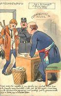 Îllustrateur Politique LA FLECHE  N°11  VOUS AVEZ OSEZ RESISTER ...  ( 50 Exemplaires ) - Satiriques