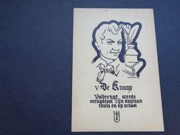 Carte ( 1402 )    Thème :  K. S. A.  Jong - Vlaanderen  Padvinder  Padvinderij - Scoutismo
