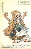 Îllustrateur Politique LA FLECHE  N°64 LA GRANDE QUESTION De La Police Marocaine ( 50 Exemplaires ) - Satiriques