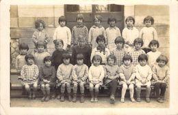 CARTE PHOTO ECOLE / CLASSE / ELEVES - Escuelas