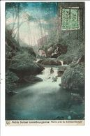 CPA- Carte Postale-Luxembourg-Schlessendempel-Petite Suisse Luxembourgeoise1911 VM18649 - Muellerthal