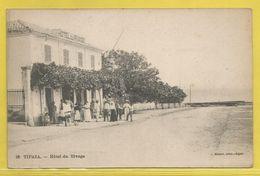 (Algérie) Tipaza. - Hôtel Du Rivage. Ed. Geiser N° 26. - Algeria