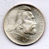CZECHOSLOVAKIA, 100 Korun, Silver, Year 1976, KM #84 - Tchécoslovaquie