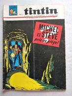 TINTIN N° 889 LES BEATLES DANS HELP  (3p) + AFFAIRE THERESE HUMBERT (4p) COVER J.GRATON - Tintin