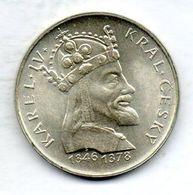 CZECHOSLOVAKIA, 100 Korun, Silver, Year 1978, KM #93 - Tchécoslovaquie