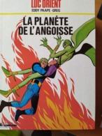 La Planéte De L'angoisse-Luc Lorient - Libros, Revistas, Cómics