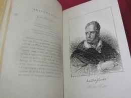 PICHOT (Amédée) VOYAGE HISTORIQUE ET LITTERAIRE EN ANGLETERRE ET EN ÉCOSSE - Libros, Revistas, Cómics